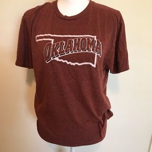 Tops - Women's Oklahoma t shirt size M